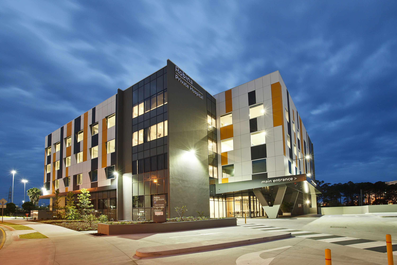 Robina Private Hospital | BVW Group