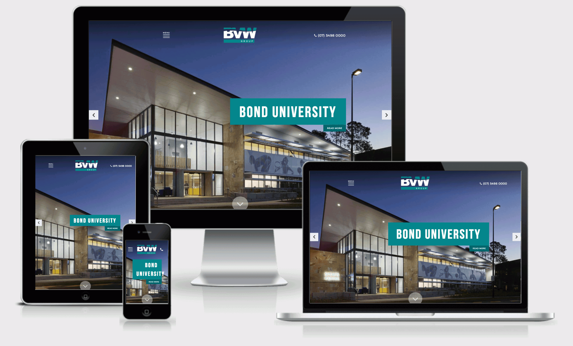 BVW New Website